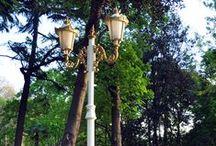 Aydınlatma Direkleri / Dekoratif bahçe aydınlatma direkleri modellerimiz bu bölümde yer almaktadır.