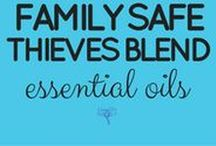 Family Safe Essential Oil Thieves Blend Alternatives / Learn more ---> UsingEOsSafely.com/whynothieves