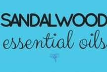 Sandalwood Essential Oil / Take the free class and get all the info here ---> UsingEOsSafely.com/sandalwoodEO