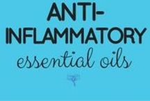 Anti-Inflammatory Essential Oils (essential oils for inflammation) / Take the free class and get all the info here, as well as FAMILY SAFE BLENDS ---> UsingEOsSafely.com/antiinflammatoryEOs
