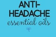Anti-Headache Essential Oils (essential oils for headaches) / Take the free class and get all the info here, as well as FAMILY SAFE BLENDS ---> UsingEOsSafely.com/headmed