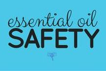 Essential Oil Safety / Relating to the topic of essential oil safety.