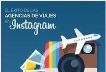 El éxito de las agencias de viajes en Instagram / 60% de las agencias de viajes ya utilizan Instagram dentro de su estrategia digital. ¡No te quedes fuera!