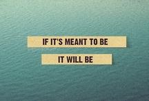 quotes / by Kristen Garcia