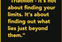 Swim + Bike + Run