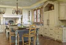 Kitchens French Country & Traditional / by French Country Renovation
