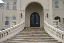 Entry Steps - French Country & Traditional  / by French Country Renovation