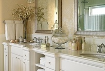 Master Bath French Country & Traditional  / by French Country Renovation