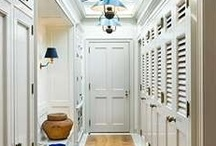 Mud Rooms / by French Country Renovation
