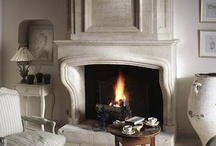 FirePlace - French Country / by French Country Renovation