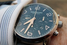 Watches - about time / by Shawn Jones