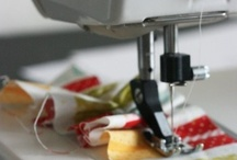 Sewing / I received a sewing machine for Christmas (2012), watch out everyone! This could be dangerous... :)