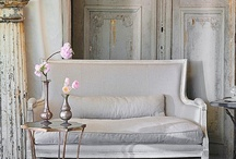 French & Antique White