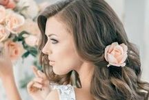 Wedding Hairstyles / Wedding hairstyle inspiration and ideas for your wedding day.  / by Classic Wedding Invitations
