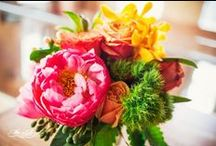 Wedding Bouquet Ideas / Bouquet ideas for the bride and bridesmaids.  / by Classic Wedding Invitations
