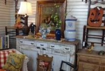 Vintage charm and collectibles