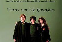 Harry Potter ⚡️ / by Jessica Smith