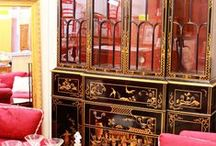 Chinoiserie, Oriental, Asian