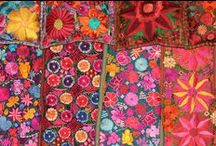 bordados y tejidos