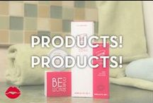 Products! Products! / Every one of our products leaves you feeling wonderful!