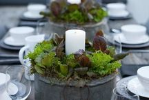 Flower and table decorating ideas