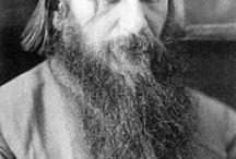 Grigori Yefimovich Novikh Rasputin / The Rasputin Family and His Murderers / by Dave Grinnell