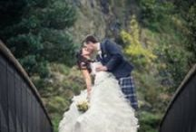Edinburgh Weddings / #Wedding #photography in #Edinburgh. From the beautiful #RoyalMile to the spectacular Arthurs Seat, Edinburgh is the perfect back drop for your wedding day.