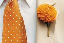Inspiring Boutonnieres & Corsages