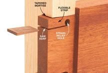 Joinery details / Woodworking