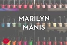 #MarilynMani / The technicians at Marilyn Monroe Spas come up with some pretty amazing nail art and manicure/pedicure ideas. This board will showcase their skills, and provide inspiration for your next service!