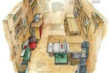 Work shop ideas / Stuff I want in my shop