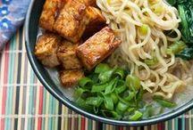 ASIAN FUSION / Asian inspired recipes