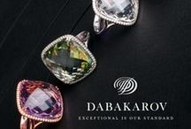 Dabakarov / Find unforgettable designer jewelry from Dabakarov at Goldsmith Jewelers Ohio.