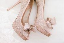 Shoes / Inspirationen für den perfekten Brautschuh