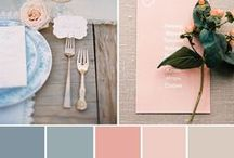 Wedding Colorpalette
