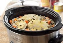 Slow Cooker Recipes / Slow Cooker Recipes  / by Kathleen M. Childs