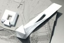 Models architecture / scale models architectural