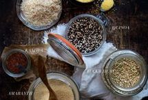 GLUTEN FREE / Recipes made gluten free, as well as products and tips for gluten free cooking and baking.