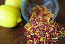 Cooking staples and spice/herbs mixes and blends / gluten, soy, dairy free - paleo friendly