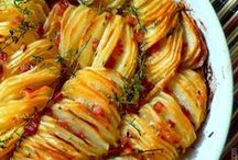 Potato Recipes / Potato Recipes / by Kathleen M. Childs
