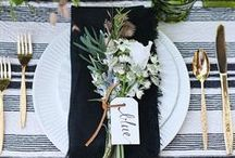 ENTERTAINING | GIFTS / Part decorations, themes, tips, etc.