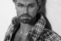 Fashion Royalty Male Dolls