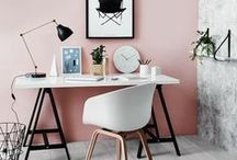 Creative Office / For those wanting to create an Amazing and Creative Office Space.