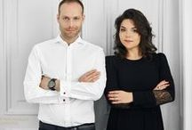 JOANNA + MICHAEL GAUZA / 'Extravagauza' was born from our absolute passion for interiors. Our mission is to create something uniquely beautiful; a minimalism with a pinch of extravagance. We call it 'Attractive Minimalism'