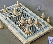 Juegos y juguetes de la antigüedad / Juegos y Juguetes de la Antigüedad.Grecia, Roma, Egipto, Sumeria.Cnosos