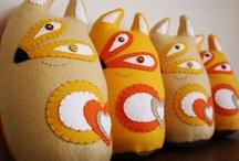 SaRóka's foxes
