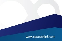 Spaceship8 / We provide the fastest way to cyberspace