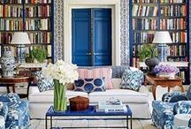 Home | colour & pattern reign / Our dream homes. Always vibrant