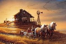 Country Paintings