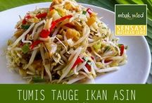 Delicious Indonesian Food - My Recipes / The recipes of Indonesian food